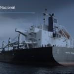 El Amstel Falcon arribó al puerto de Salina Cruz