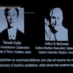 Nobel de Física es otorgado a Japón y Canadá