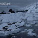 Deshielo en la Antártida podría aumentar nivel del mar tres metros