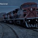 Servicio de carga por ferrocarril crece 3.4% en 2015