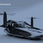 Nuevo auto volador