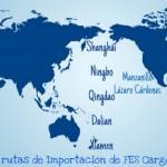 rutas de importación fes cargo