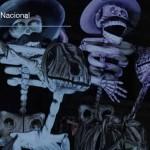 Desfilan calaveras en Aguascalientes por el Día de Muertos